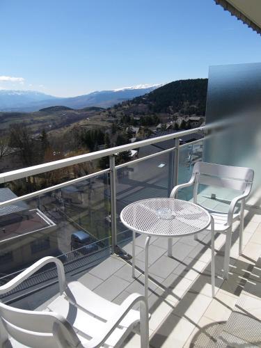 Residence The Catalogne - Apartment - Font Romeu