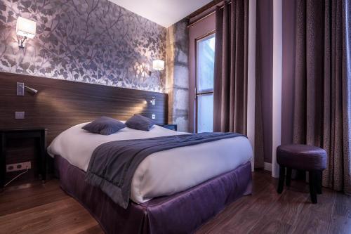 Hotel De Senlis Улучшенный двухместный номер с 1 кроватью