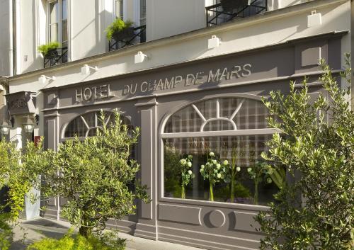 Hotel du Champ de Mars - Hôtel - Paris