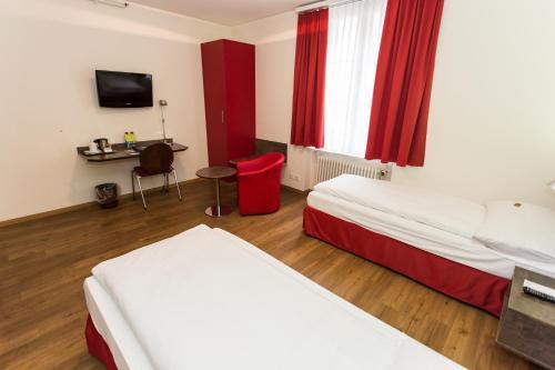 Sorell Hotel Arabelle istabas fotogrāfijas