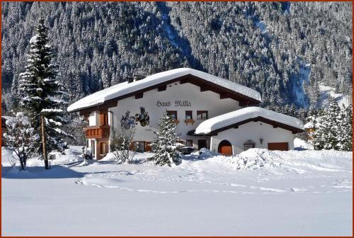 Haus Mälla St. Gallenkirch
