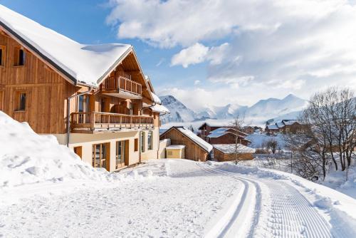 Lagrange Vacances Les Balcons des Aiguilles - Hotel - La Toussuire