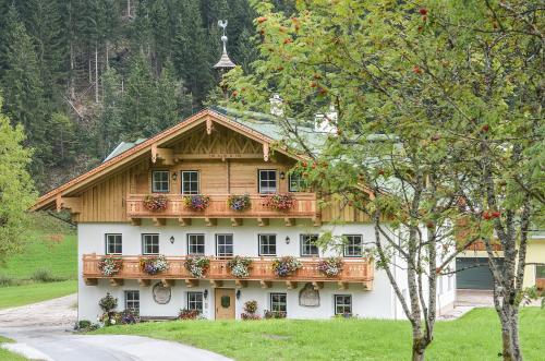 Bauernhof Krahlehenhof Filzmoos