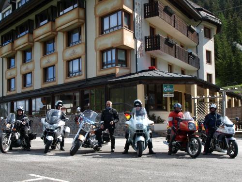 . Biker Hotel Al Gallo Forcello