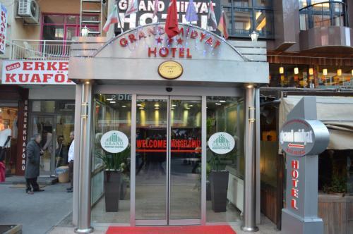 Ankara Grand Midyat Hotel online rezervasyon