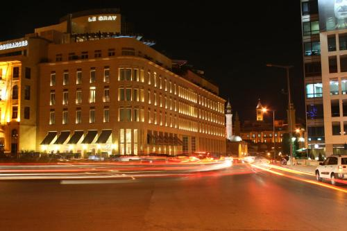 Martyrs' Square, Beirut Central District, Beirut, Lebanon.