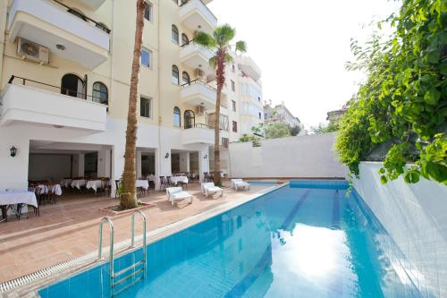 Alanya Nergiz Sand And City Hotel - Adult Only adres