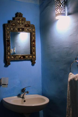Hotel Riad Dalia Tetouan rom bilder