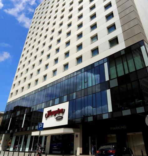 Hampton by Hilton Warsaw City Centre in Warsaw
