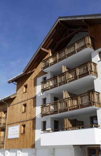 Vacancéole - Au Coeur des Ours Les Deux Alpes