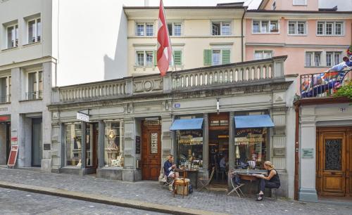 Boutique Hotel Herzkammer, 8001 Zürich