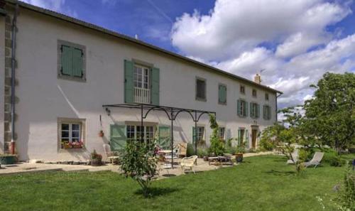 Au Bon Gré d'Hugoline - Accommodation - Blanzac
