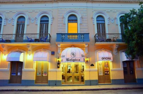 Boutique Hotel Belgica Foto principal