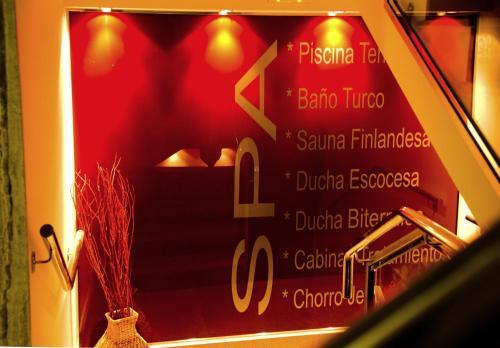 Angebot - Doppelzimmer mit Zugang zum Spa Hotel Spa QH Centro León 27