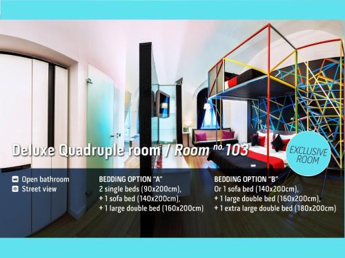 Bohem Art Hotel photo 42