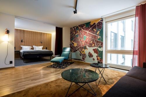 Hotel Birger Jarl photo 32