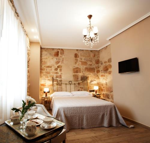 Double or Twin Room Torre Maestre Hotel Rural 10