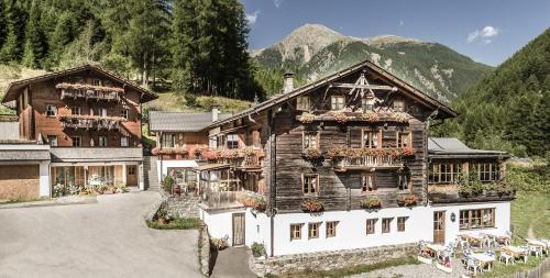 Hotel Oberraindlhof Schnals