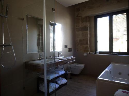 Suite with Terrace Torre Maestre Hotel Rural 11