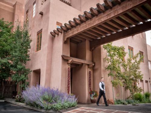 The Hacienda & Spa - Santa Fe, NM NM 87501