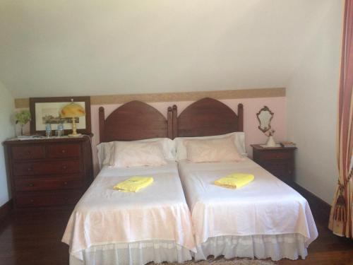 Doppel- oder Zweibettzimmer - Einzelnutzung Casa a Pedreira Rias Baixas 7