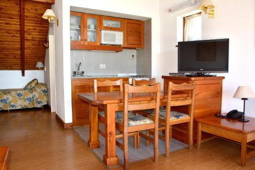 One bedroom apartment (2 adults + 2 children)