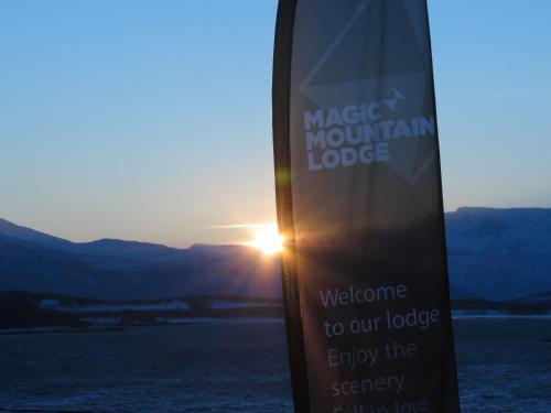 Magic Mountain Lodge   Lyngen