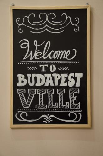 Budapest Ville Bed & Breakfast photo 10