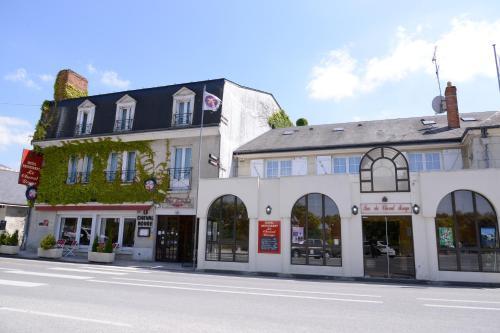 . The Originals City, Hôtel Le Cheval Rouge, Tours Ouest (Inter-Hotel)