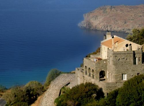 . Aegean Castle Andros – Adults Only