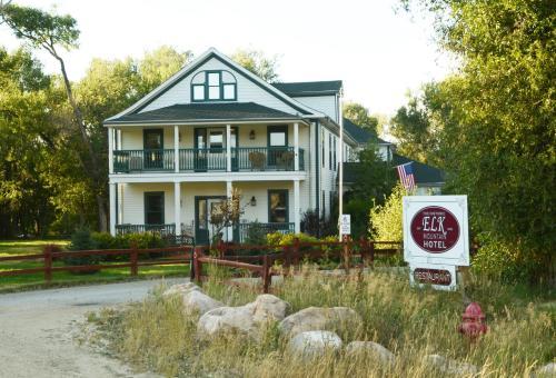. The Historic Elk Mountain Hotel