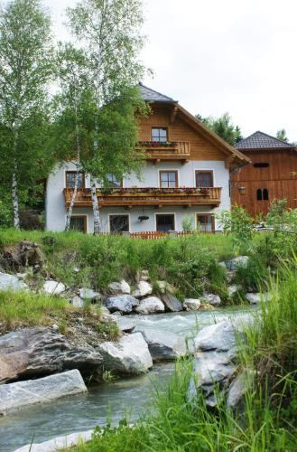 Accommodation in Mariapfarr