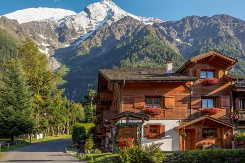 Auberge le Montagny - Hotel - Les Houches