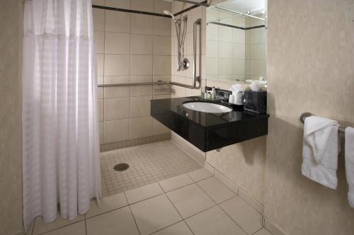 Embassy Suites Chicago Downtown Magnificent Mile Люкс с кроватью размера