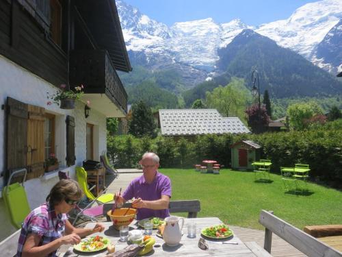 Chalet La Taniere de Groumff Chamonix