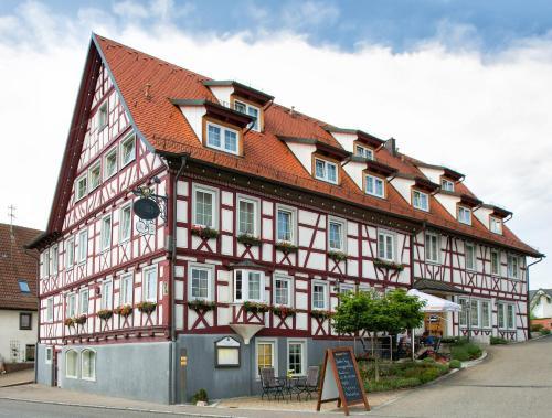 . Hotel Post Jungingen