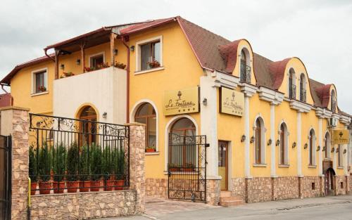Accommodation in Romania