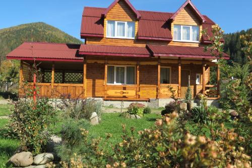 Bilyy Kamin Guest House - Hotel - Tatariv