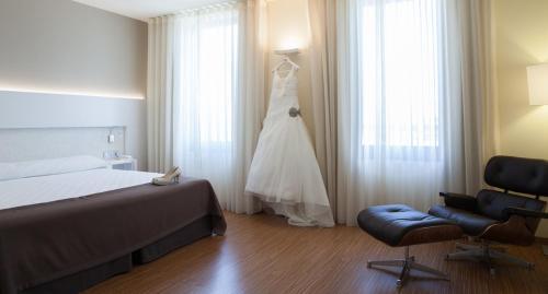 Habitación Doble Superior - 1 o 2 camas Hotel SPA Vía de la Plata 9