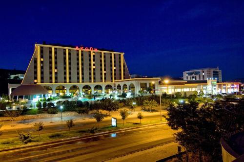 Elazığ Akgun Elazig Hotel adres