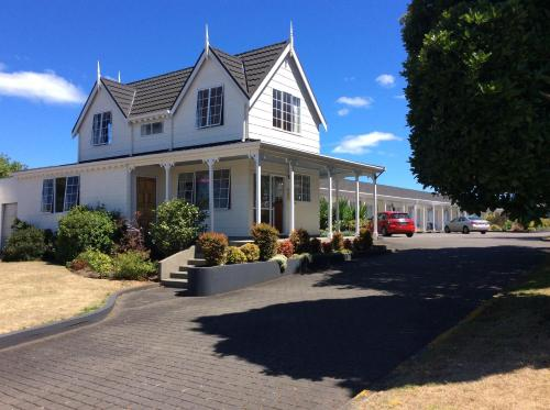 Kings Court Motel - Accommodation - Whanganui