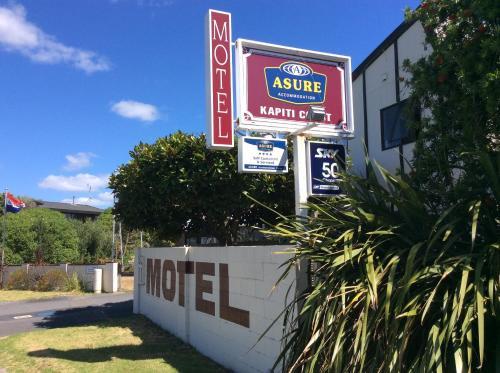 . ASURE Kapiti Court Motel