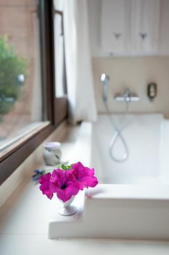 Suite Junior con acceso gratuito al spa Mas Falgarona Hotel Boutique & SPA 8