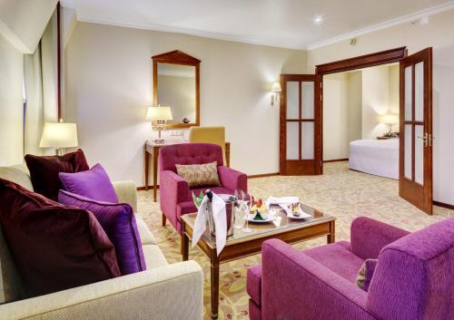 Moscow Marriott Royal Aurora Hotel - image 14