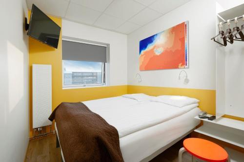 Hotel Cabin Aðalmynd