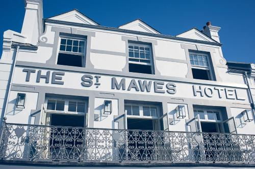 The St Mawes Hotel (With B&B)