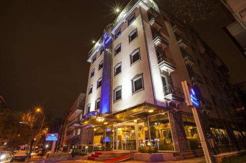 Ankara Ankara Royal Hotel yol tarifi