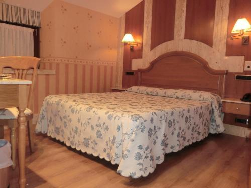 Hotel Las Ruedas salas fotos