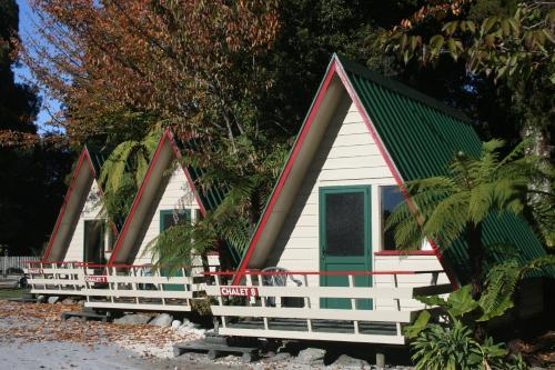 Westport Kiwi Holiday Park & Motels - Hotel - Westport