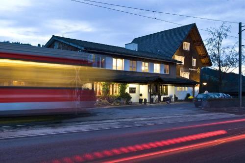 Landgasthof Sternen, Hotel in Bühler bei St. Gallen
